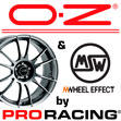 Disky OZ a MSW by PRO RACING na FB